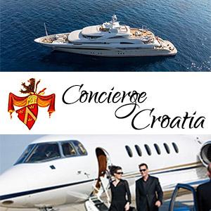 Concierge service in Croatia