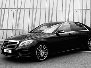 Style Mercedes S Shuttle Croatia with Croatia Concierge Cusmanich