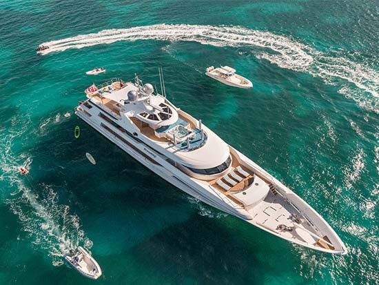 Luxury Yacht Charter Croatia with Croatia Concierge Cusmanich